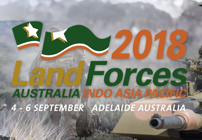 Land Forces 2018