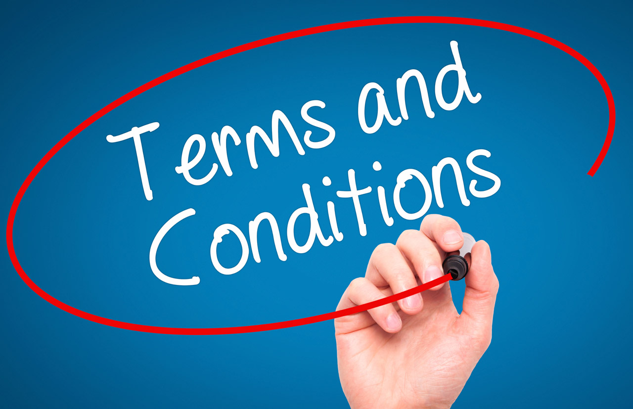 Terms & Conditions of Sale | Comrod